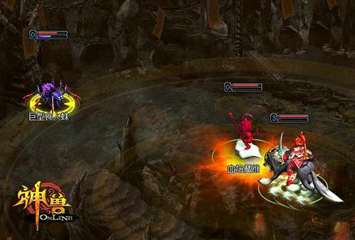 西游Ⅲ·神兽血焰魔猴