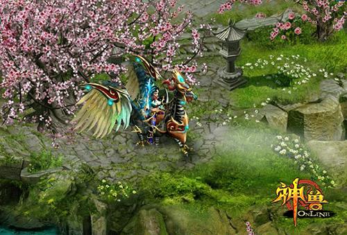 西游Ⅲ·神兽应龙